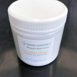 Bergamot-Orange Body Butter