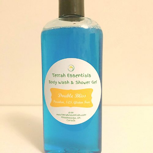 All Natural Acne Body Wash