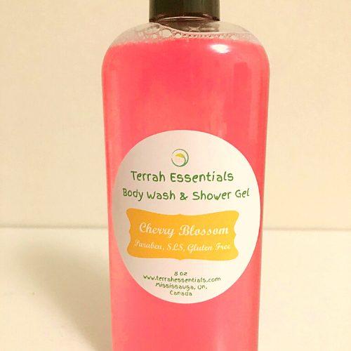 best natural body wash