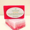 clear glycerin soap bar