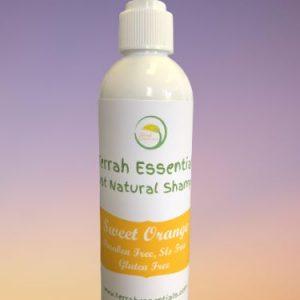 paraben free shampoo
