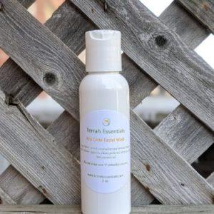 Key Lime Facial Wash
