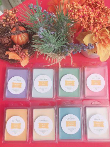 popular wax melt scents