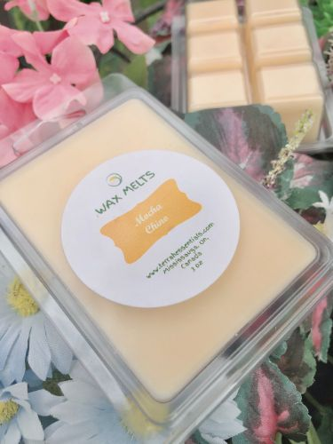 soy wax candle